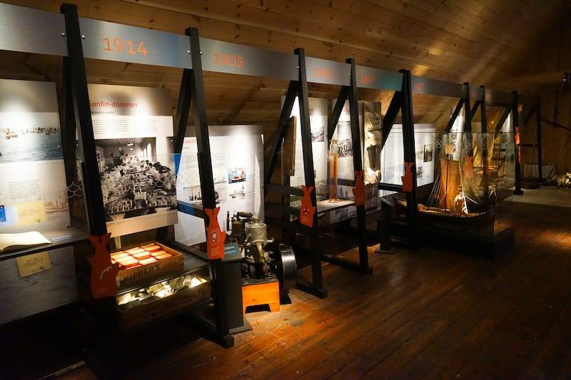 Bergen Fisheries Museum in Norway