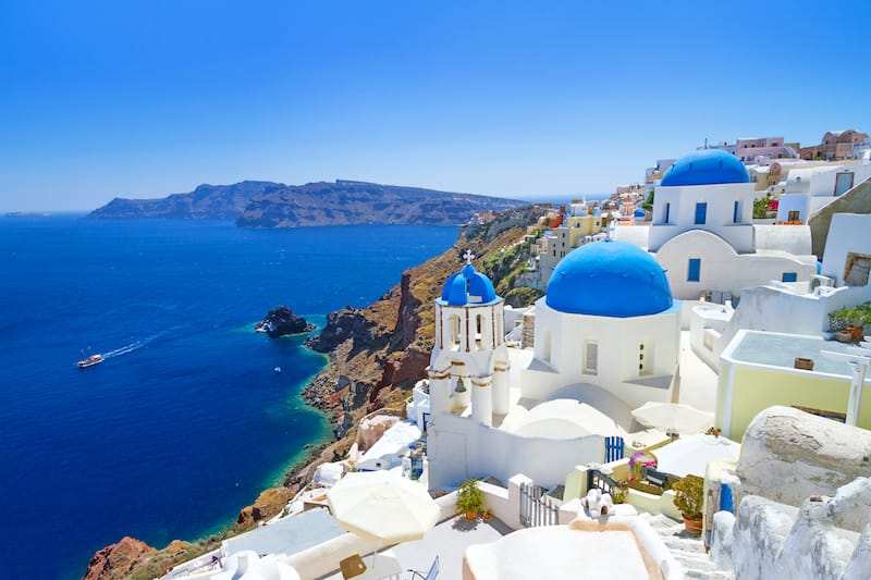 Santorini in Winter: Why You Should Go + Things to Do
