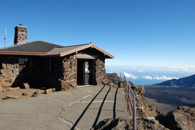 Haleakala Visitor Center in Maui
