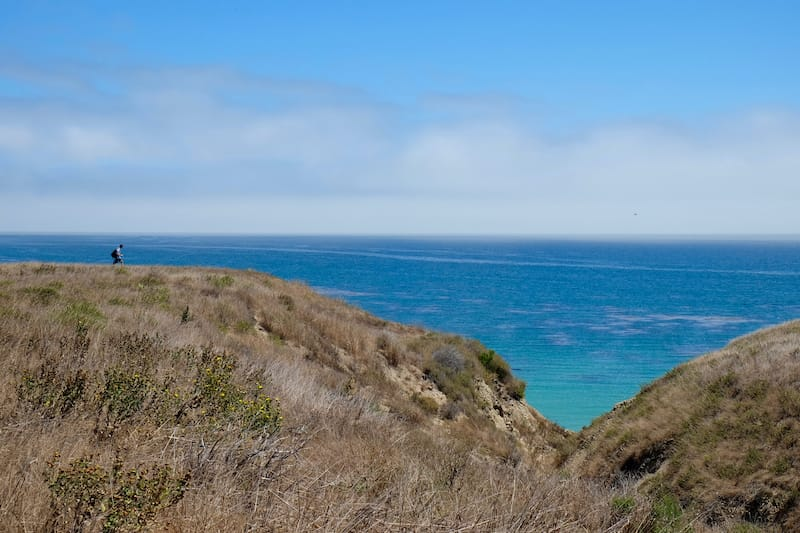Hiking on Santa Rosa in Channel Islands National Park