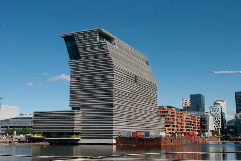 New Munch Museum in Oslo