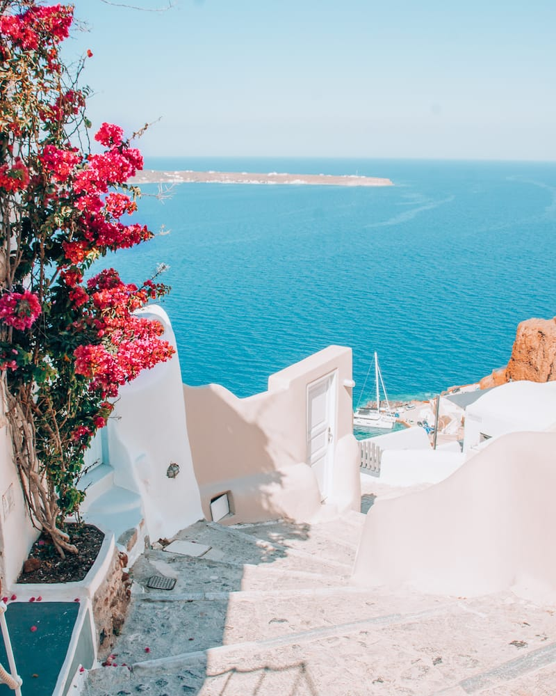 Views from 5 days in Santorini