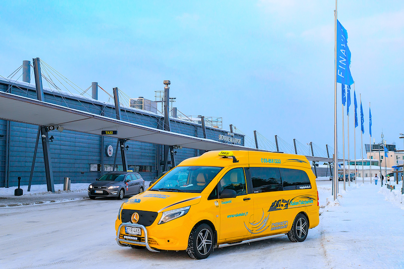 Rovaniemi airport transfers