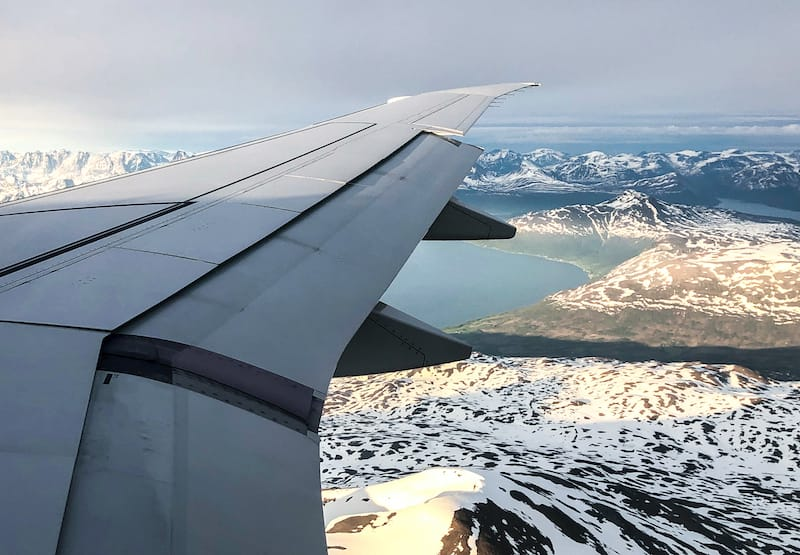 Tromso airport to city center options-1