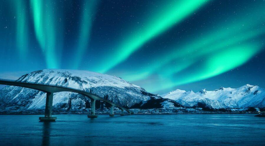 Best places to visit in Norway in winter - Lofoten