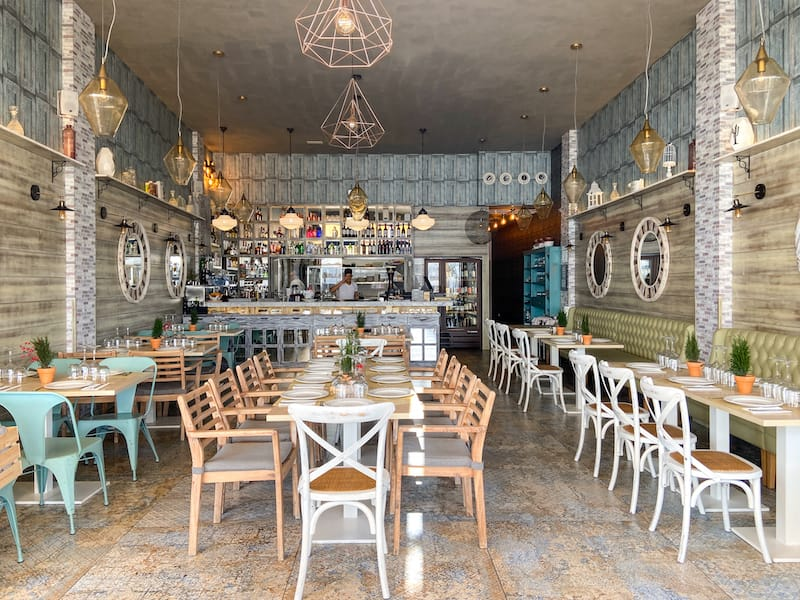 Arrecife restaurant Lanzarote