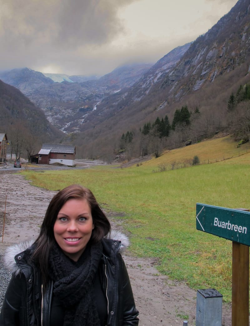 Glaciers in Norway - Folgefonna-1