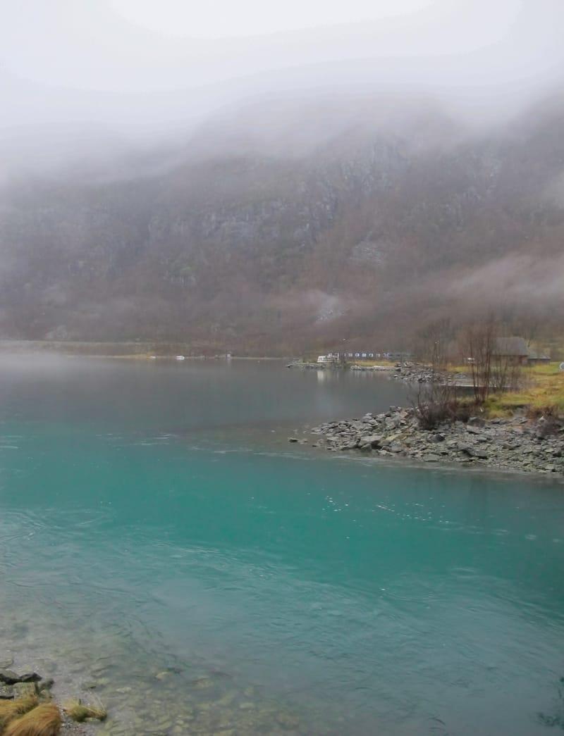 Glaciers in Norway