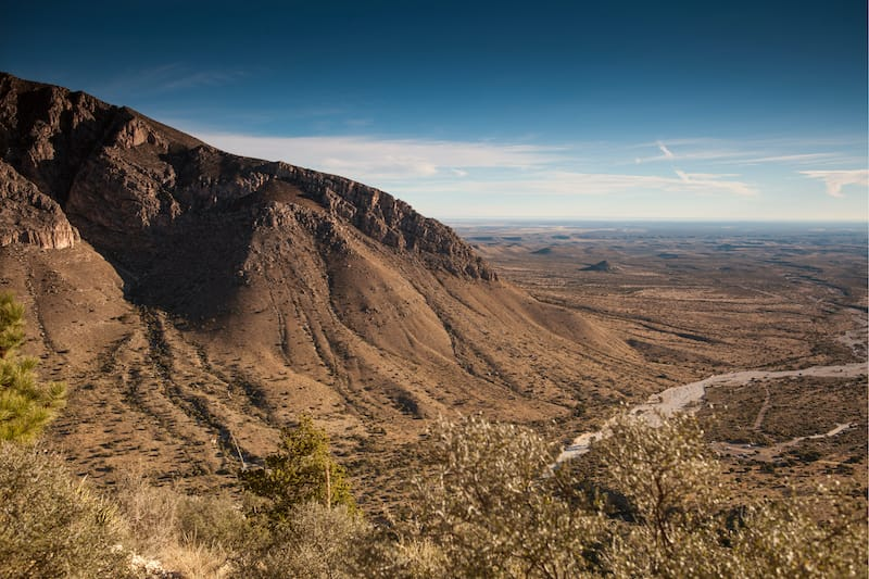 Guadalupe Mountains National Park, USA