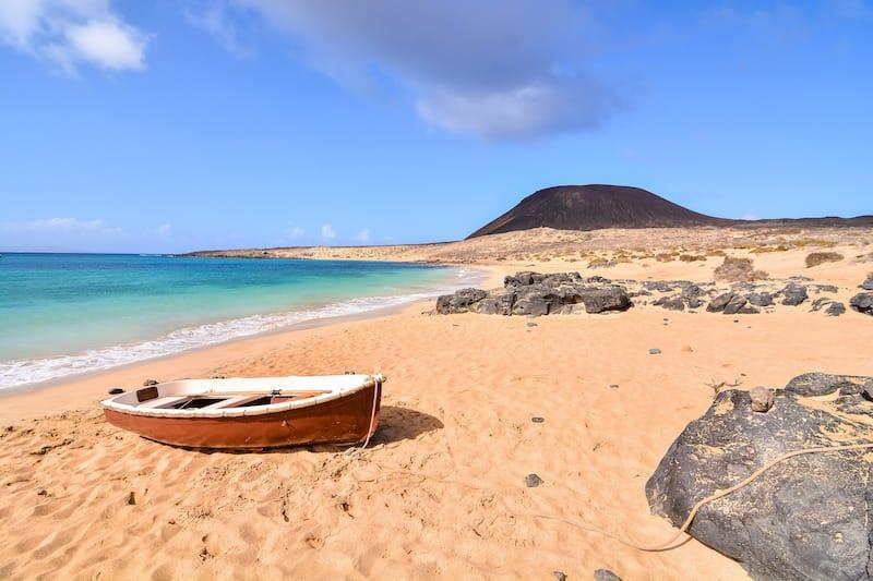 La Graciosa Canary Islands