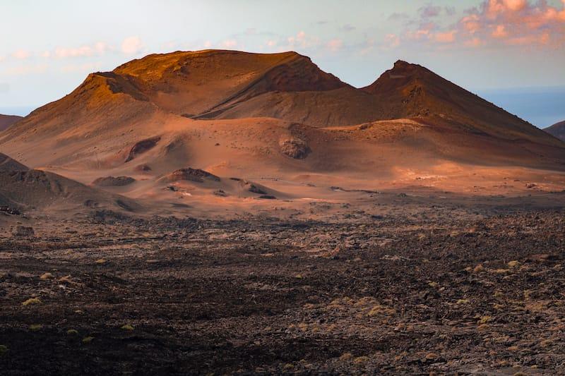Timanfaya National Park - best places to visit in Lanzarote