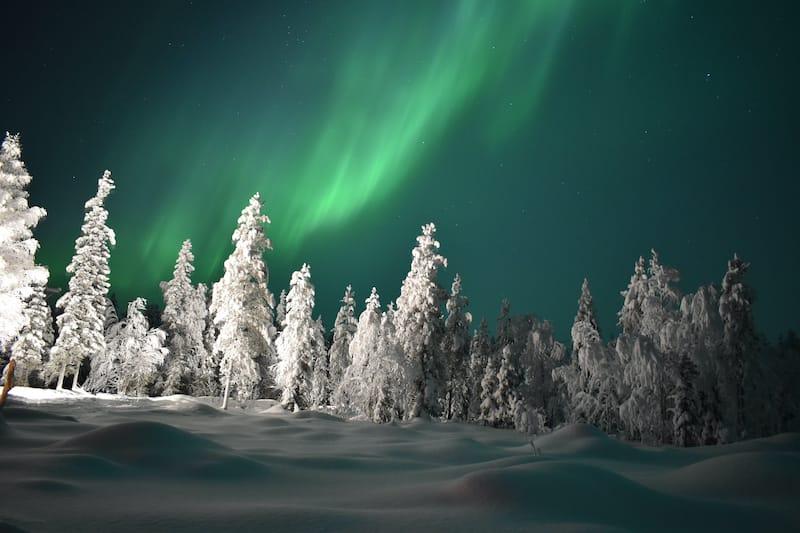 Lapland Northern Lights Finland