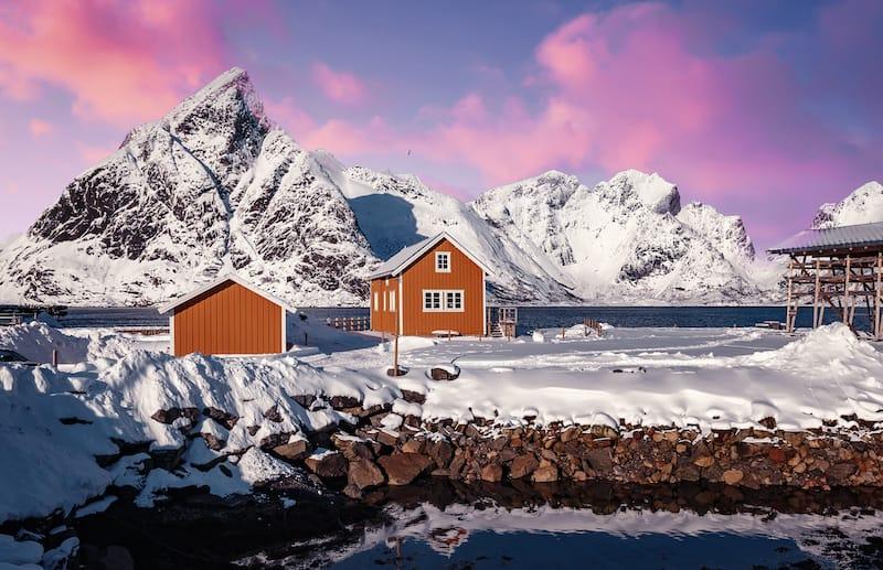 Lofoten winter guide
