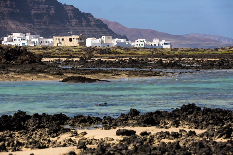 Orzola in Lanzarote