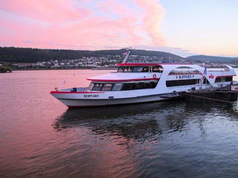 Tours of the Rhein from Rudesheim