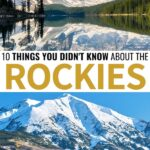 Keen to know more about the Rockies? These Rocky Mountains facts will detail everything you need to know about one of North America's most majestic landscapes! | Rocky Mountains information | Rocky Mountains secrets | Rocky Mountains photography | Rocky Mountains Colorado | Canadian Rockies | Facts about the Rocky Mountains | US National Parks | Rocky Mountain National Park