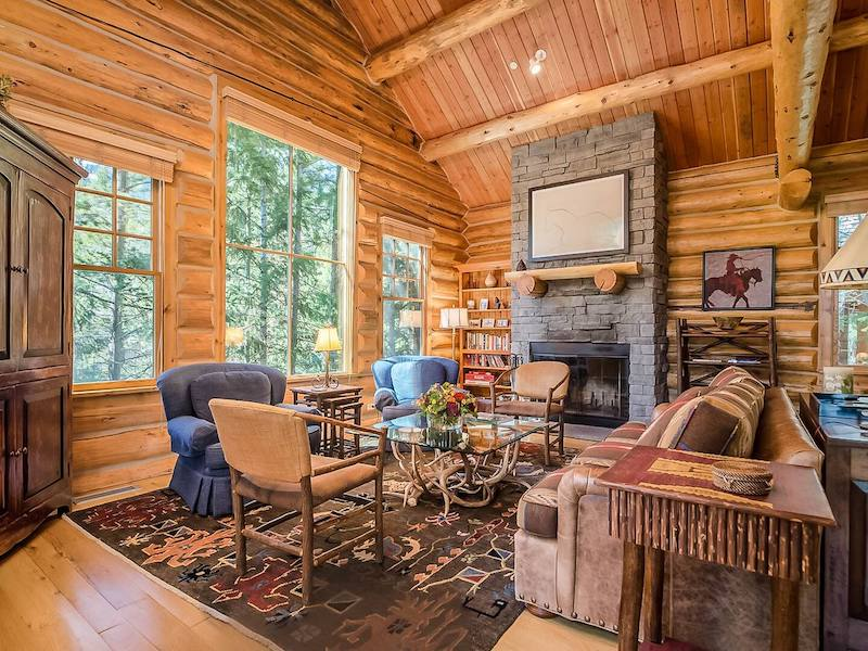 Airbnbs in Grand Tetons National Park