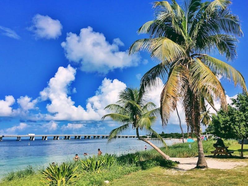Bahia Honda State Park in Florida