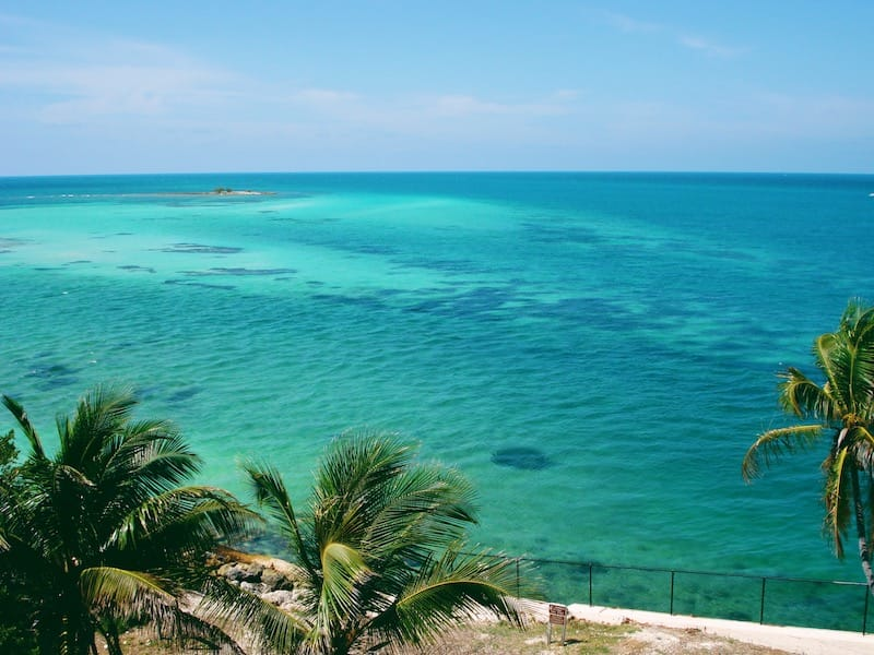 Bahia Honda State Park on your Miami to Key West drive