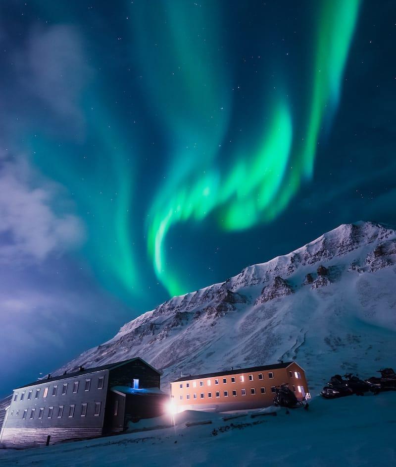Best hotels in Svalbard shutterstock_1635283693