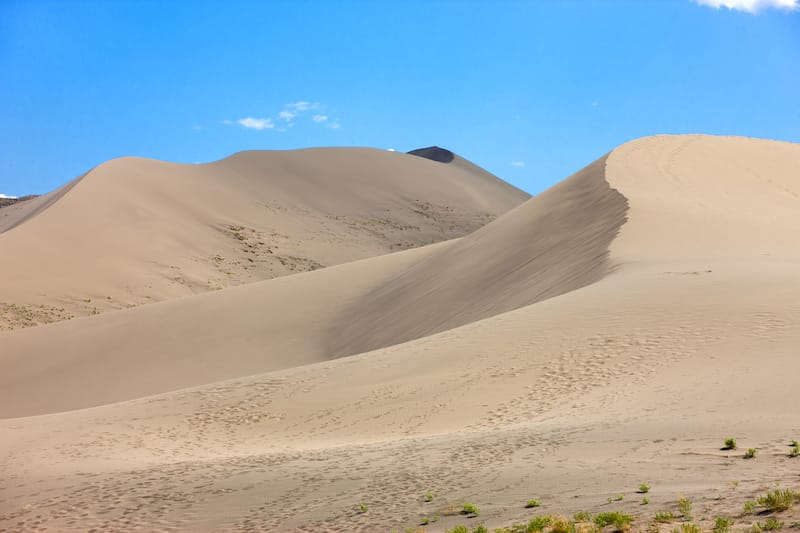 Bruneau Dunes State Park - day trips from Boise