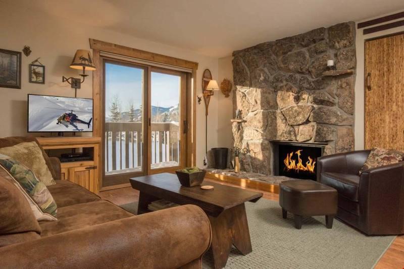 Cabin at Grand Tetons