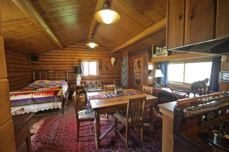Cozy Log Cabin in Grand Tetons