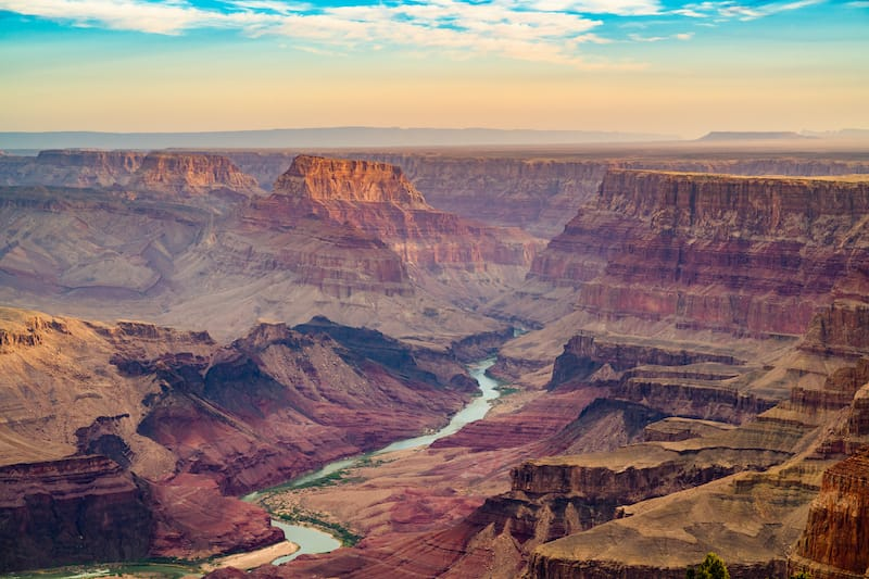 Grand Canyon National Park - Most visited US national parks