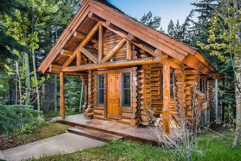 Grand Tetons Cabin