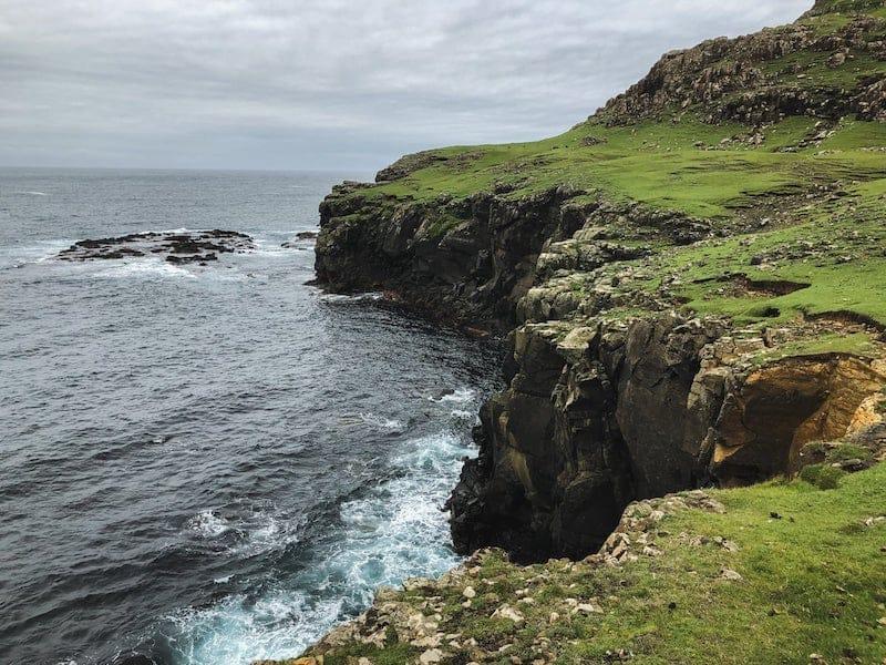 Hvalbiareiði Faroe Islands Suduroy