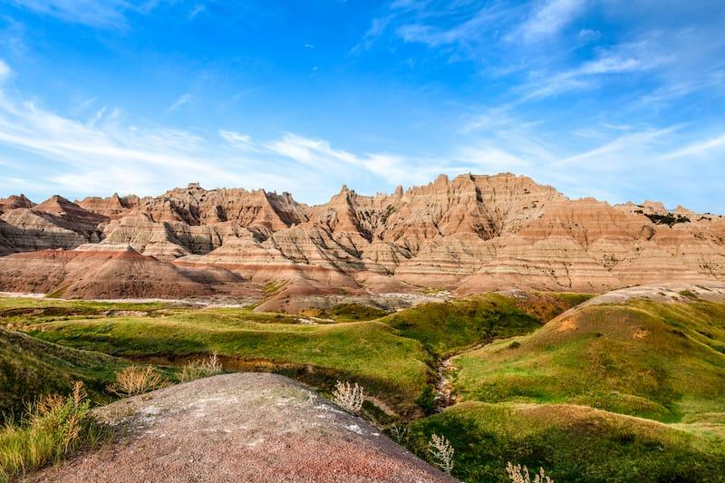 Most underrated National Parks Badlands National Park