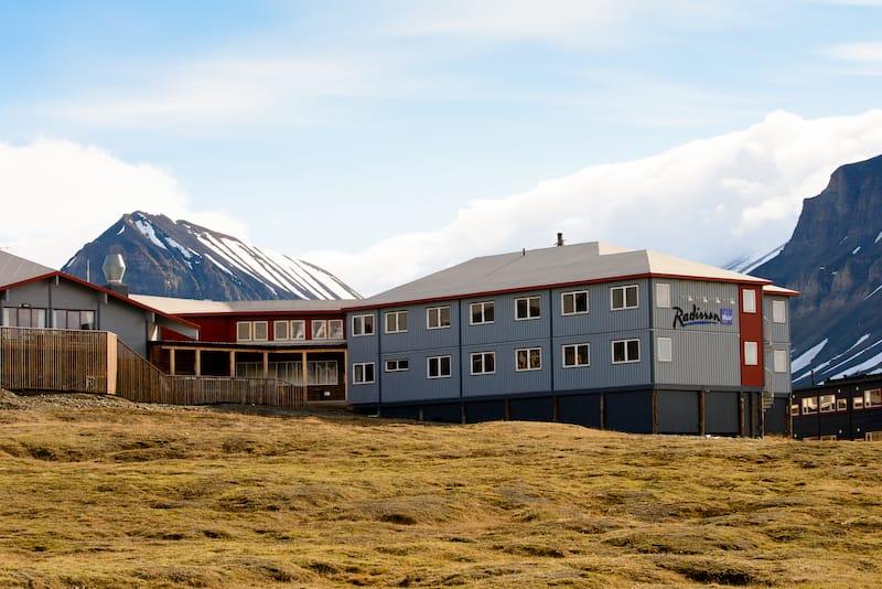Radisson Blu in Svalbard shutterstock_777797440