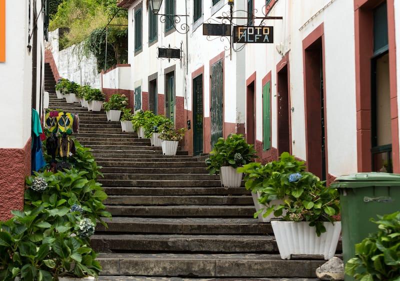 Sao Vicente town Madeira Editorial credit wjarek - Shutterstock.com