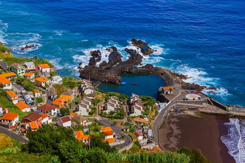 Seixal in Madeira