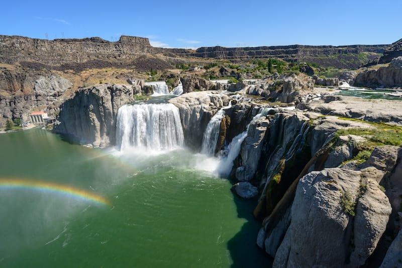 Shoshone Falls - Best Boise day trips