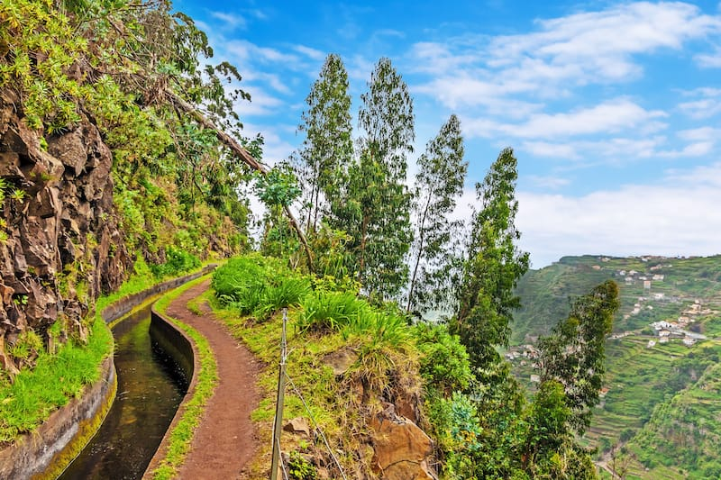 Things to do in Madeira - walk the levadas
