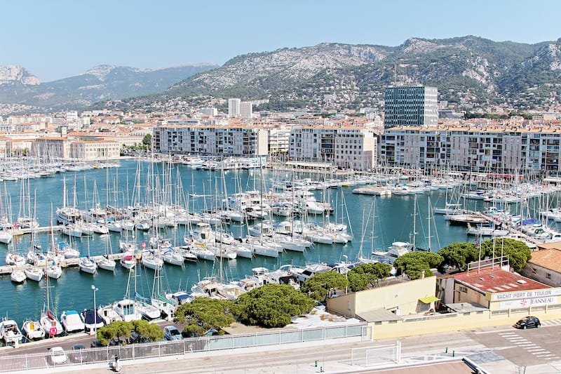 Best things to do in Toulon - Check out the harbor!