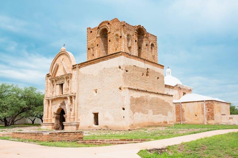 Tumacacori National Historical Park AZ