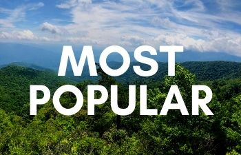 Most popular national parks in the US