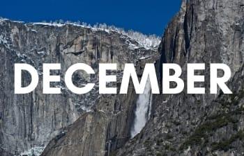National Parks in December