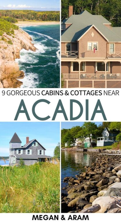Are you looking for the best Airbnbs in Acadia National Park and nearby? This guide showcases gorgeous Acadia Airbnbs and Airbnbs in Bar Harbor for your trip. | Bar Harbor cabins | Maine cabins | Acadia cabins | Things to do in Acadia National Park | Places to stay in Maine | Acadia cottages | Bar Harbor cottages | New England trip | Maine trip | Acadia National Park trip