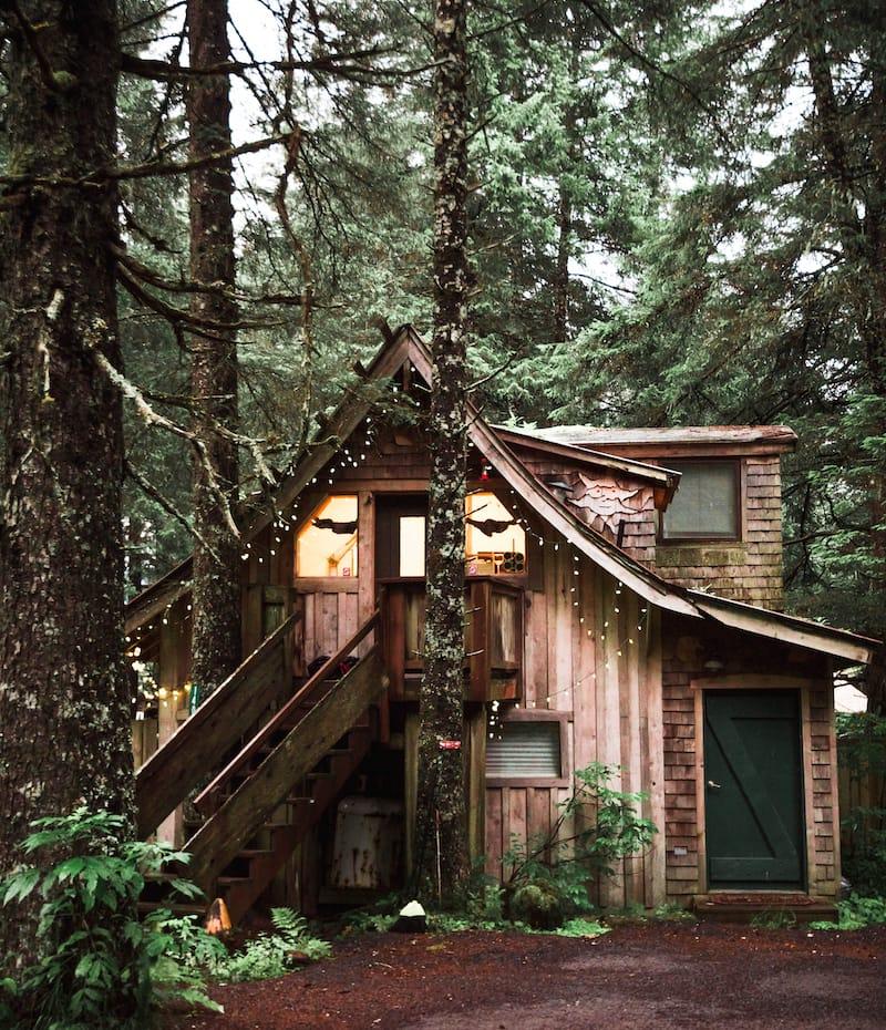 Cabin near Seward Alaska - Best Airbnb Seward AK