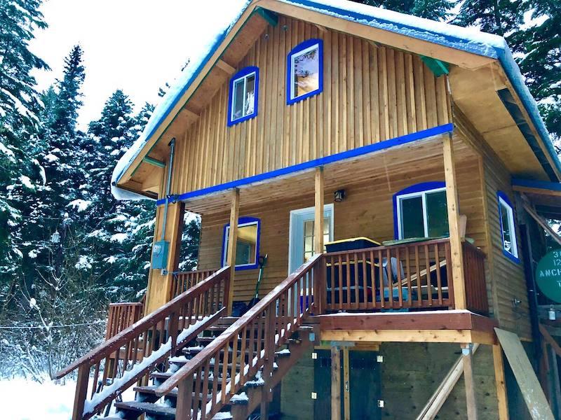 Cabins in Seward Alaska Airbnb