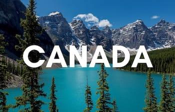 Megan & Aram Travel Destinations | Travel to Canada