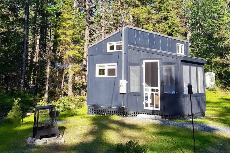 Petite Retreat in Acadia National Park Airbnb