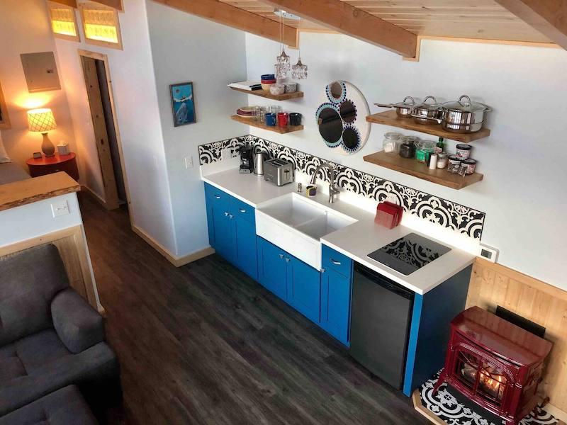 Seward Airbnb cabin