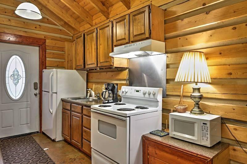 Seward cabin and lodging 2