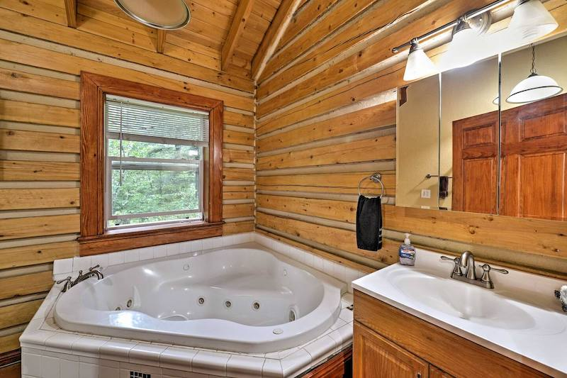 Seward cabin and lodging 4