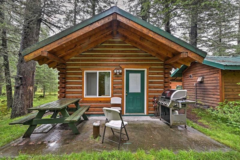 Seward cabin and lodging