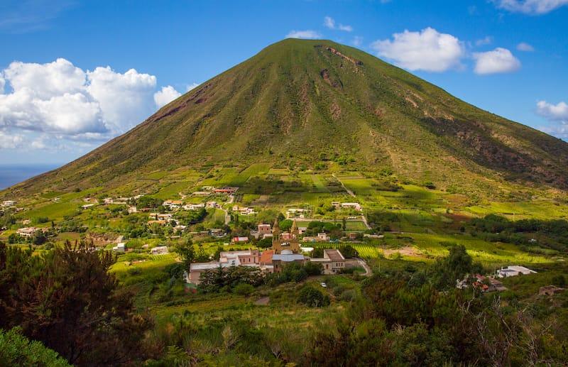 Valdichiesa in Sicily